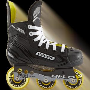Bauer RS Inline skates Yth.